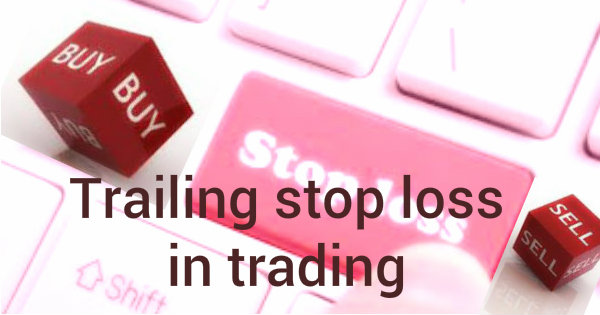 Software with trailing stoploss.