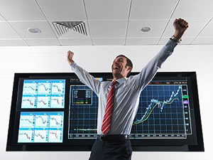 WinTrader , the most accurate buy sell signal generating software